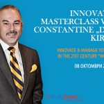 "Innovation masterclass with Constantine ""Dino"" Kiritsis"