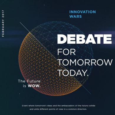 Make innovations, not wars!