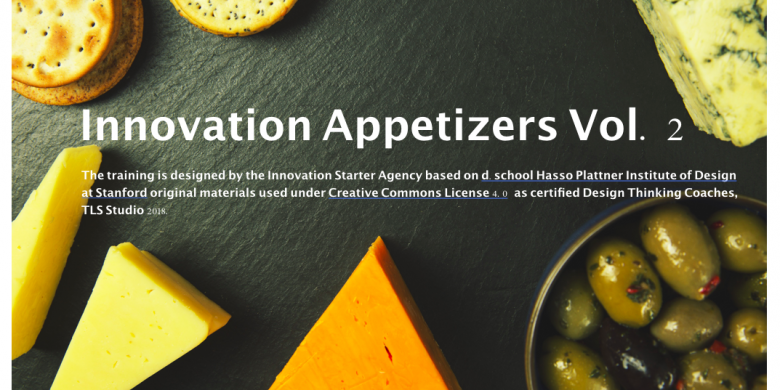 Innovation Appetizers Vol. 2